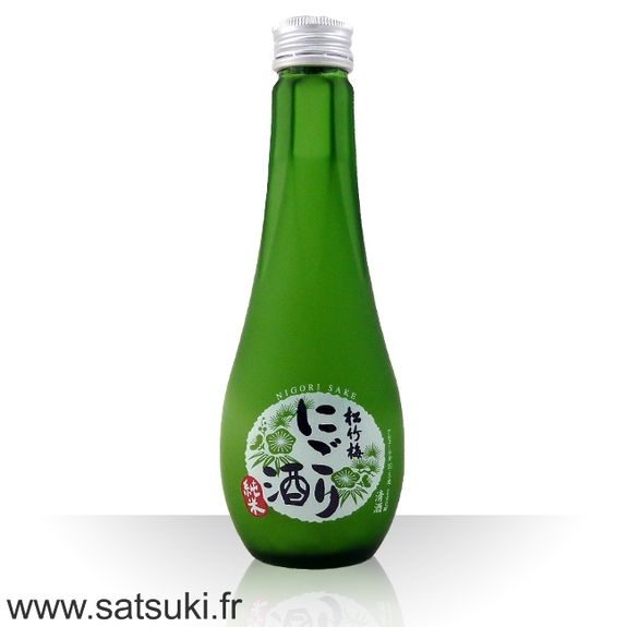 Sake Shochikubai nigori 240ml