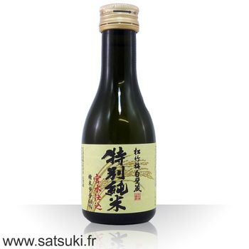 Sake Shochikubai Shirakabegura 180ml