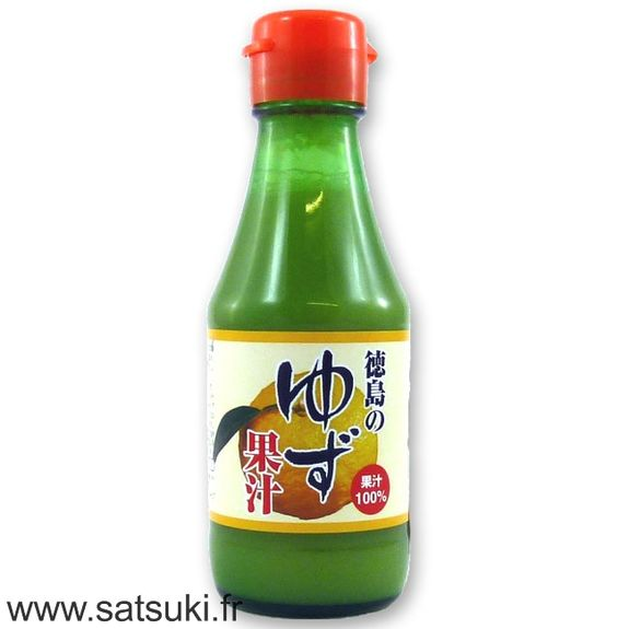 Yuzu juice 100% 150ml