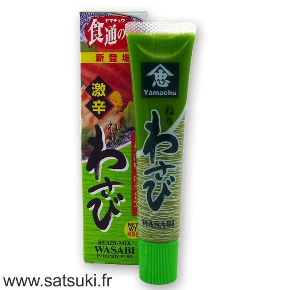 Wasabi extra fort 45g