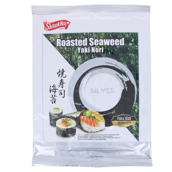 Nori seaweed for sushi - high quality x10