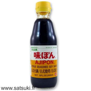 Mizkan Ajipon sauce 360ml