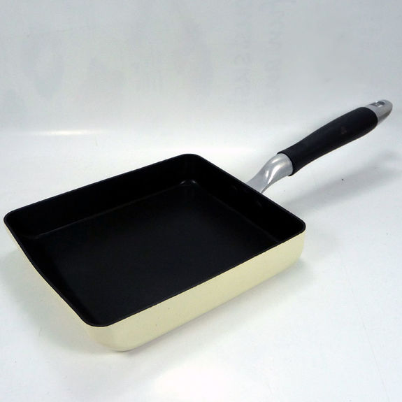 Square omelette pan 15x18cm
