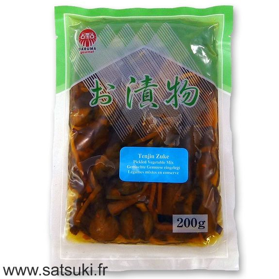 Pickled vegetable mix 200g Daruma