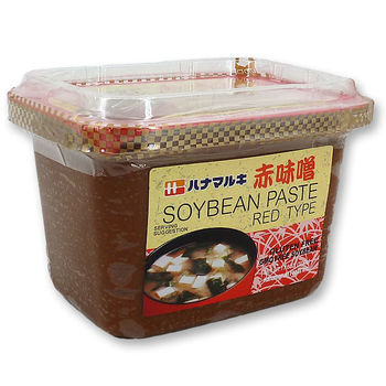Miso rouge en pot 500g