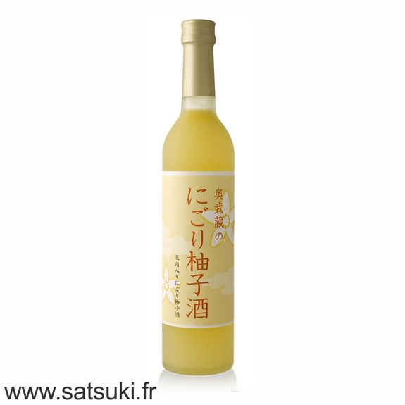 Yuzu liquor 500ml