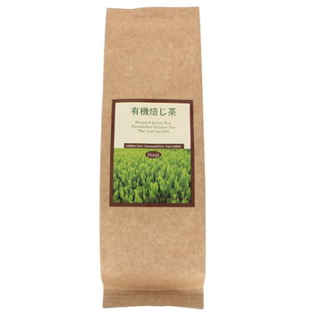 Shizuoka free additive hojicha roasted tea 100g