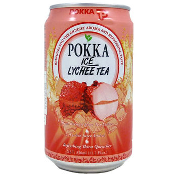 Lychee tea 330ml