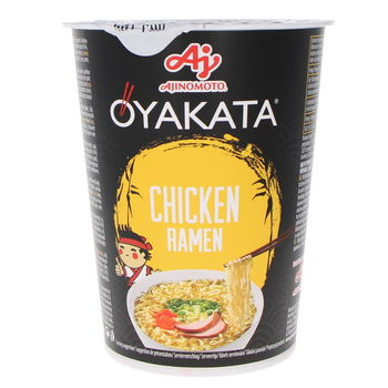 Instant Ramen Bowl Chicken