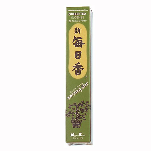 Incense Green Tea