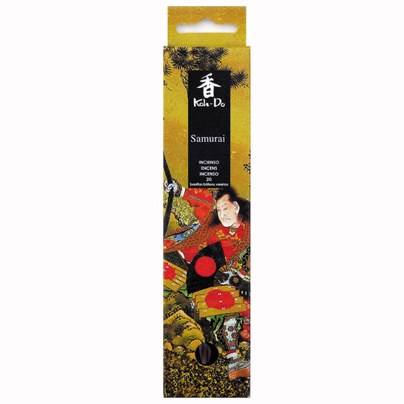 "Incense ""Samurai"""