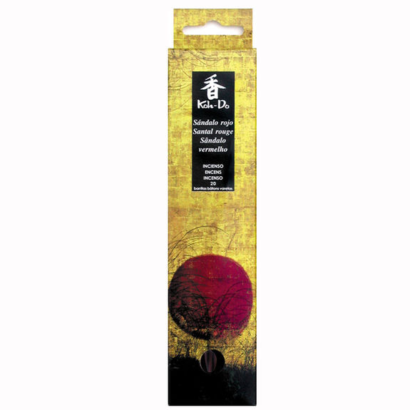 "Incense ""Red Sandalwood"""