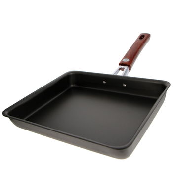 Square pan for japanese omelette 24x21cm