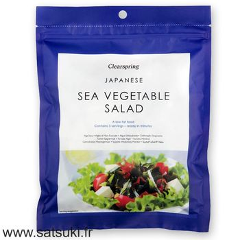 Japanese sea vegetable salad 25g