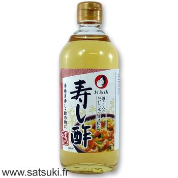 Sushi rice vinegar 250ml