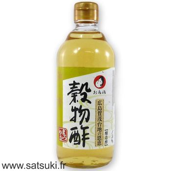 Grain and rice vinegar 500ml