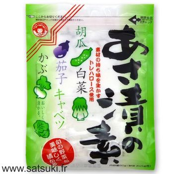 Asazuke marinade for vegetables 80g