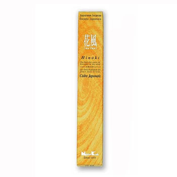 "Incense ""Hinoki - Japanese cedar"""