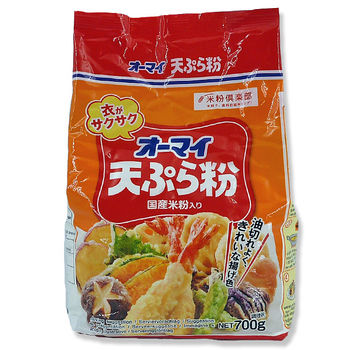 Tempura flour batter mix 700g