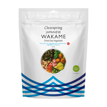 Wakame high quality 30g Clearspring