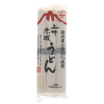 Udon dried wheat noodles 270g (3x90g)