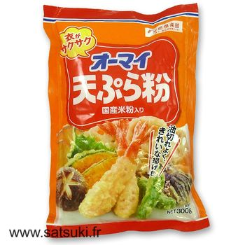 Tempura flour batter mix 300g