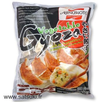 Japanese Vegetable Dumplings 600g