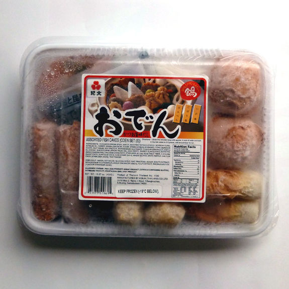 Assorted fish cake 433g