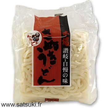 Japanese sanuki udon noodles 900g (5 servings)