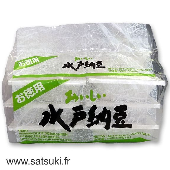Tokyo natto 300g - 6 servings