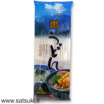 Udon wheat noodles 400g (4x100g)