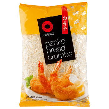 Bread crumbs 200g