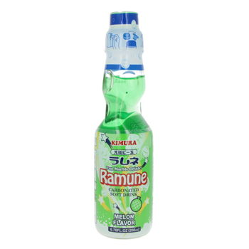 Limonade japonaise Ramune melon 200ml