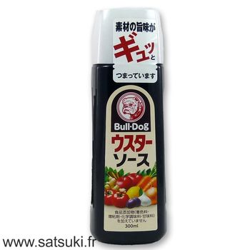 Sauce worcester 300ml