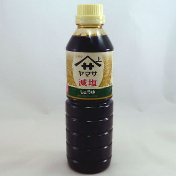 Less sodium Soy sauce  500ml