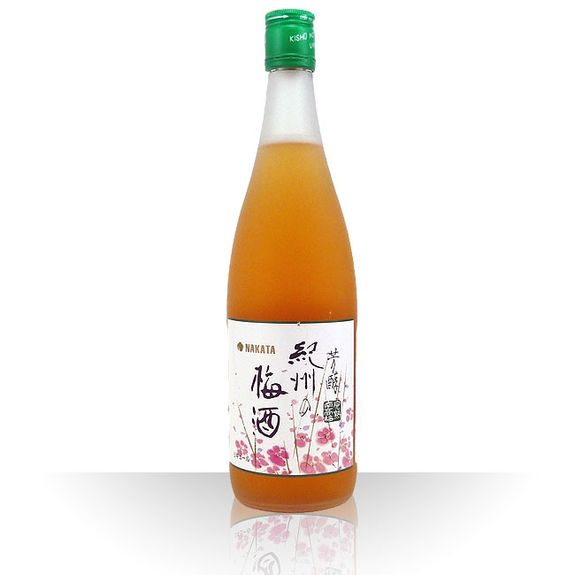 Nakata white plum wine 720ml