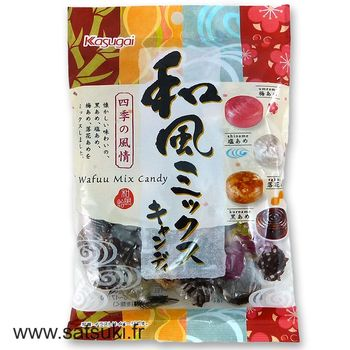 Wafu mix candy 150g Kasugai