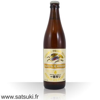 Kirin beer 500ml bottle