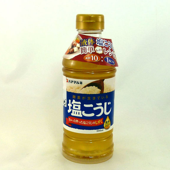 Shio koji - liquid rice malt 500ml