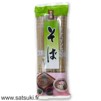 Katosangyo dried buckwheat soba 270g