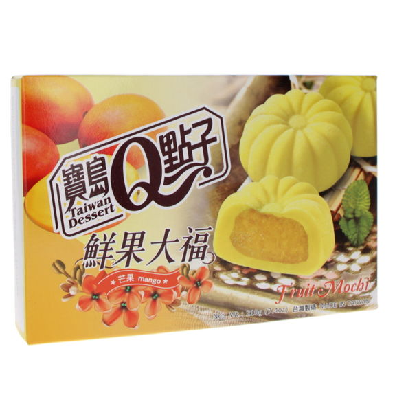 Mango fruit mochi 210g 6pcs