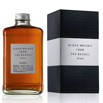 "Whisky Nikka ""From the barrel"" 500ml- 51.4%"