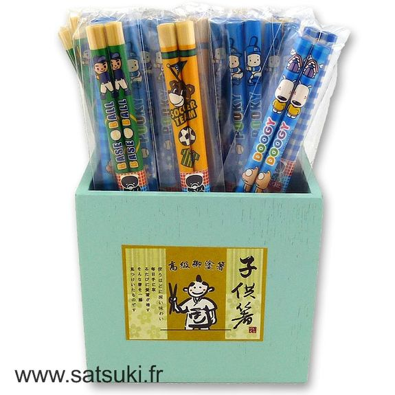 Chopsticks for children unit