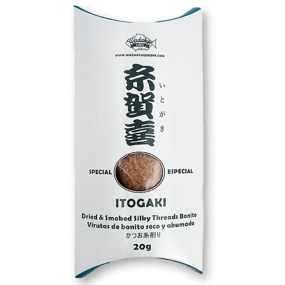 Dried bonito flakes 20g