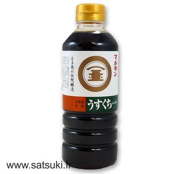 Light-colored soy sauce 500ml