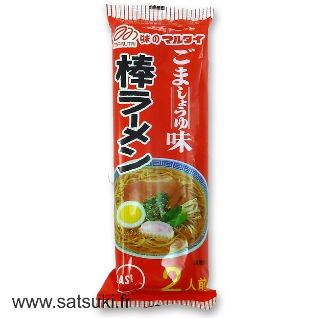 marutai shoyu sesame ramen noodles with soup 170g satsuki japanese store. Black Bedroom Furniture Sets. Home Design Ideas