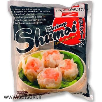 Shrimp Shumai Dumplings 480g