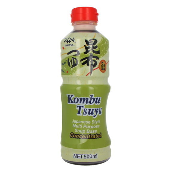 Concentrated dashi stock with kombu 500ml