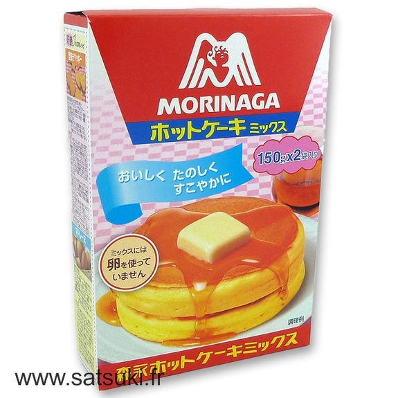 morinaga pancake mix instructions