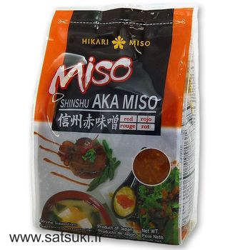 Miso rouge 400g